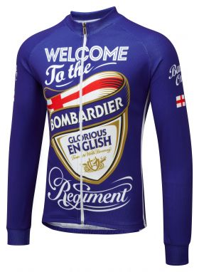 Bombardier Winter Cycling Jersey