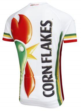 Kellogg's Corn Flakes Road Cycling Jersey