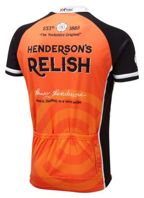 Henderson's Road Cycling Jersey