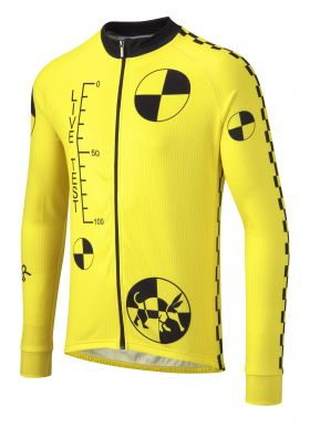 Test Dummy Winter Cycling Jersey