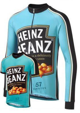 Beanz Winter Road Cycling Jersey