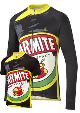 New Marmite Winter Cycling Jersey