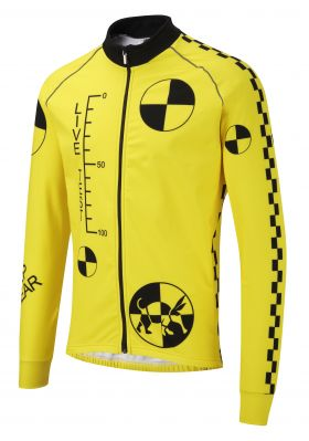 Test Dummy Toastie Cycling Jacket