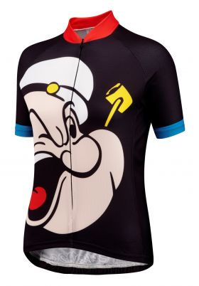 Popeye Road Cycling Jersey