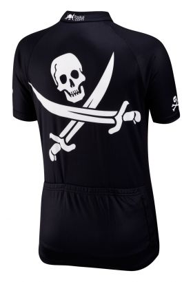 Pirate womens cycle jersey