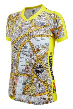 A-Z Road Cycling Jersey