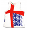 Three Lions Running Vest